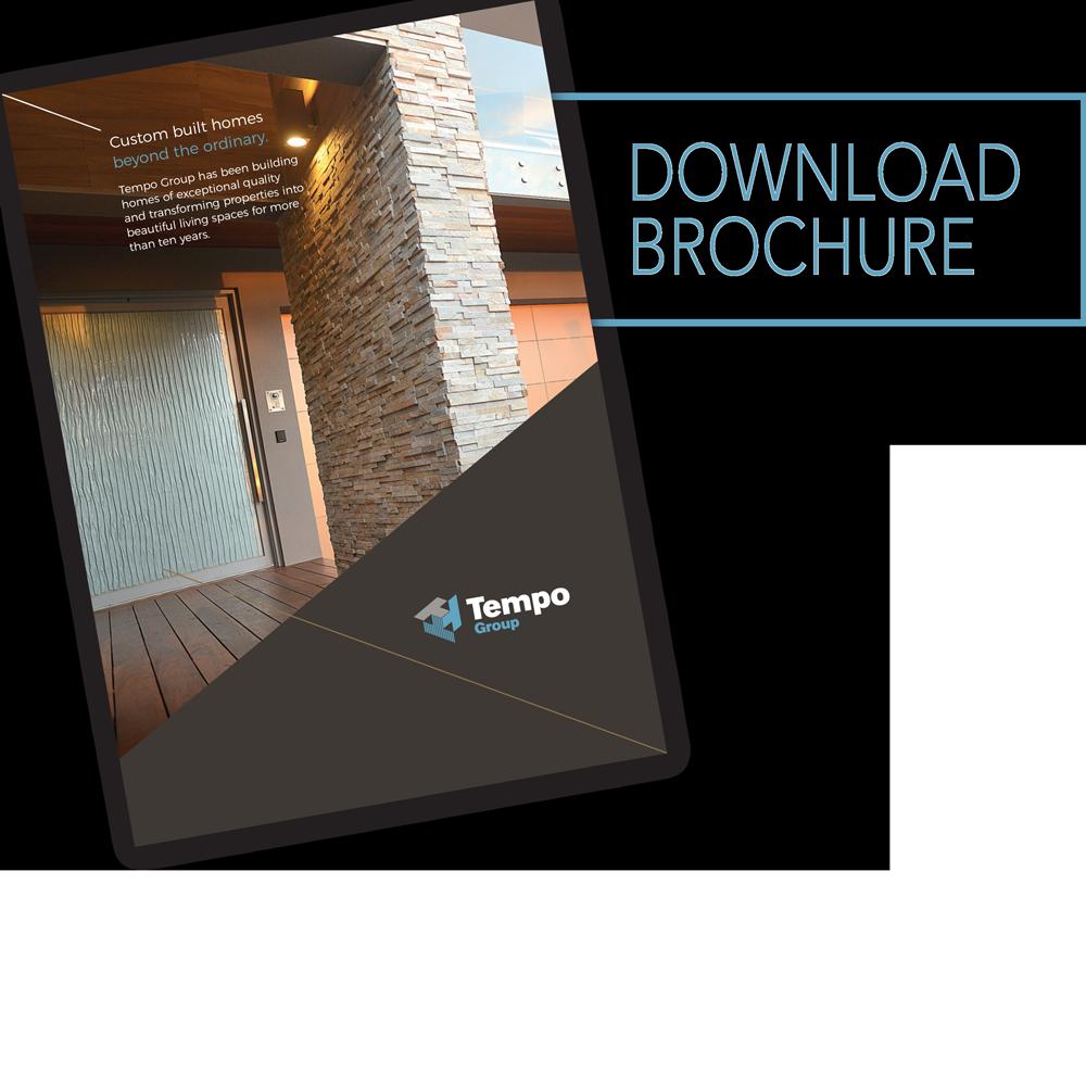 Tempo Residential Brochure