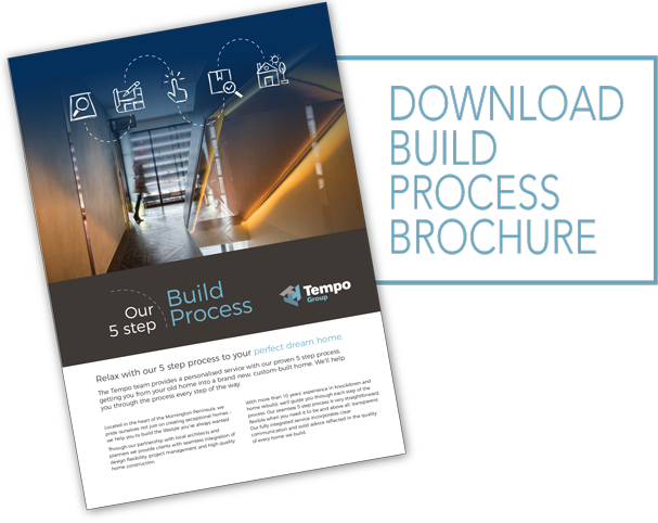 Tempo Build Process Brochure