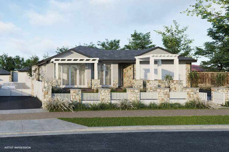 1/74 Beleura Hill Road Mornington for Sale - Front Facade