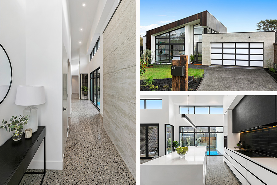 Tempo Group New Build in the Mornington Peninsula