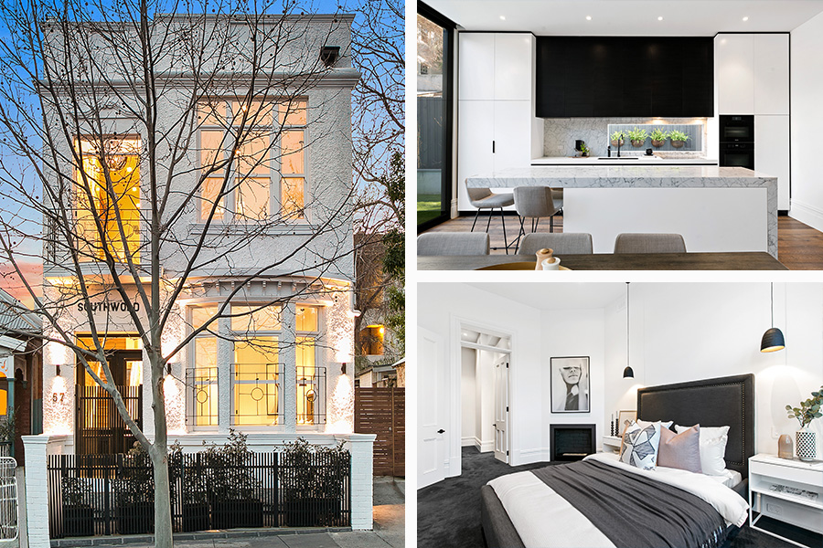 Tempo Group Renovation of heritage listed home in St Kilda
