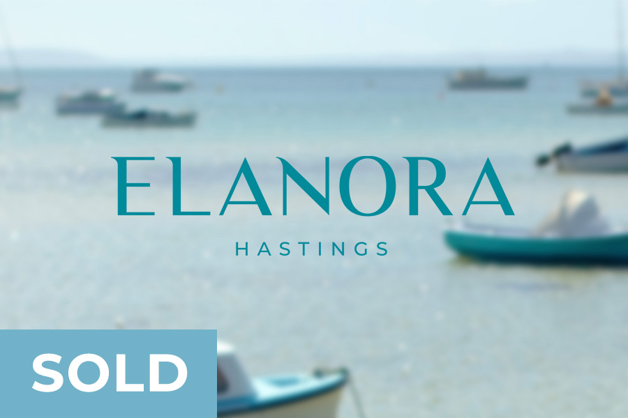 Tempo-Group-Elanora_logo on seascape with boats