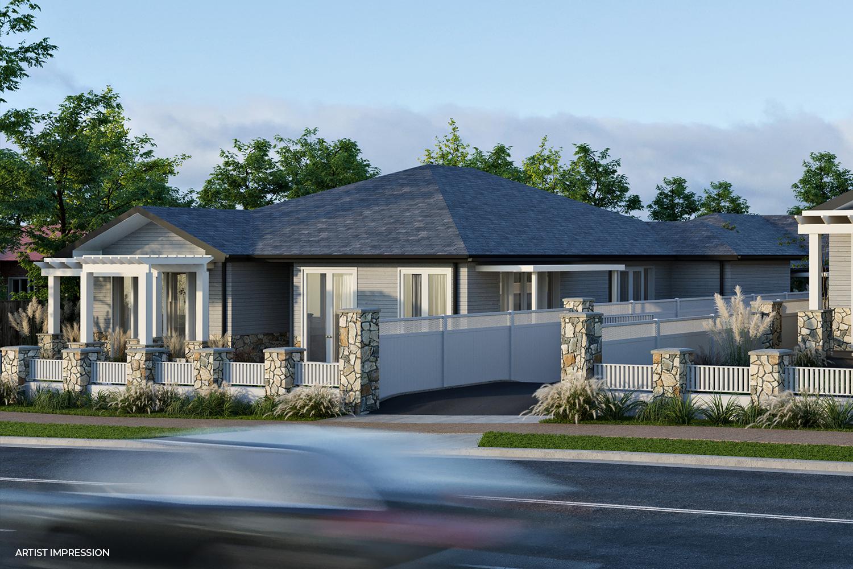 76 Beleura Hill Road Mornington home facade 2