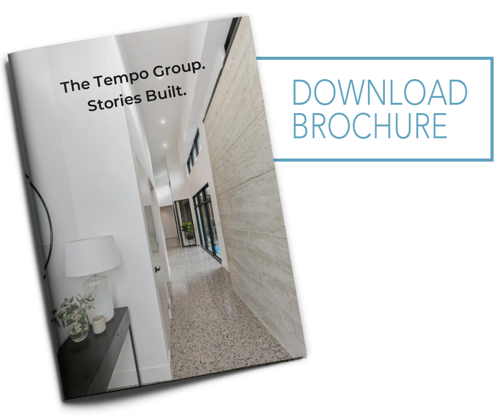 Tempo Residential Brochure
